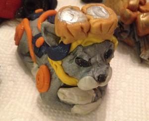 Steampunk Pet